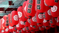 Chinese paper lanterns video