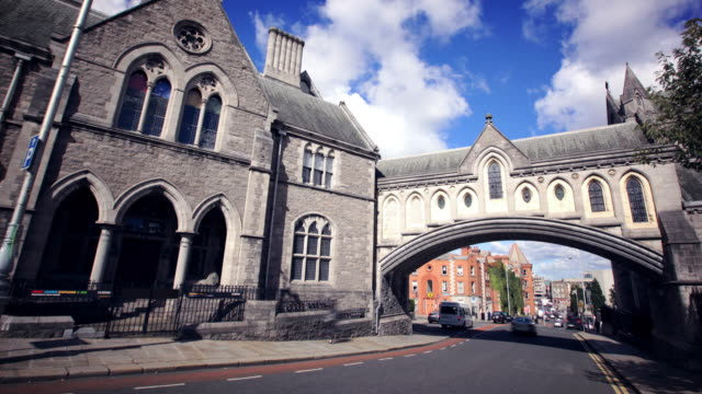 Chirst Church Cathedral, Dublin, Ireland video