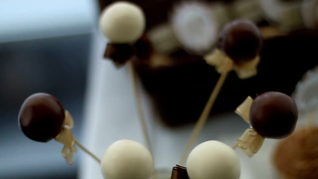 Choco stick decoration video