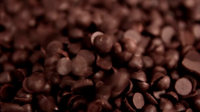 Chocolate chips video