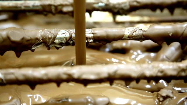 Chocolate factory (HD) video