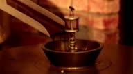 Chocolate press candy making Ghirardelli San Francisco HD video