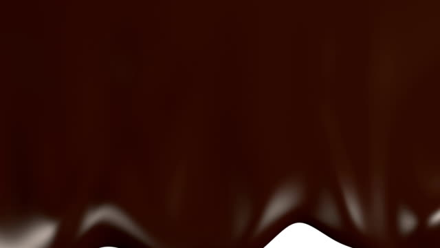 Chocolate stream video
