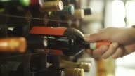 Choosing wine video