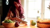Chopping Vegetables 2 video