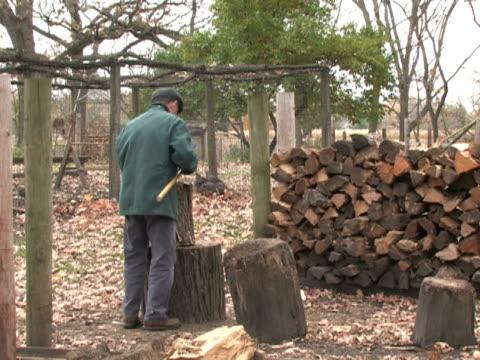 Chopping Wood 2 video