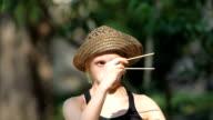 Chopsticks video
