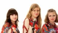 Chorus girls video