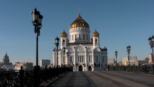 Christ the Saviour Cathedral video