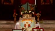 Christian altar video