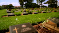 Christian cemeteries video