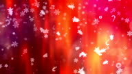 Christmas and New Year Background video