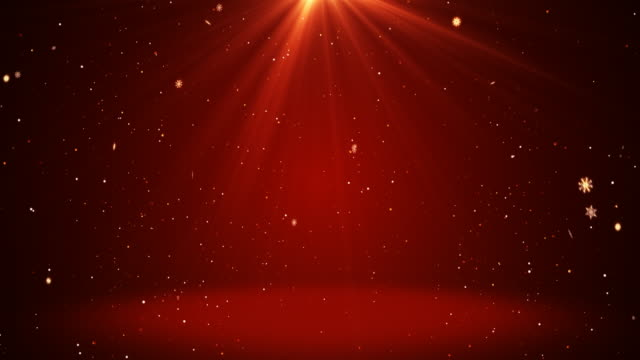Christmas Background - 4K | Loopable video