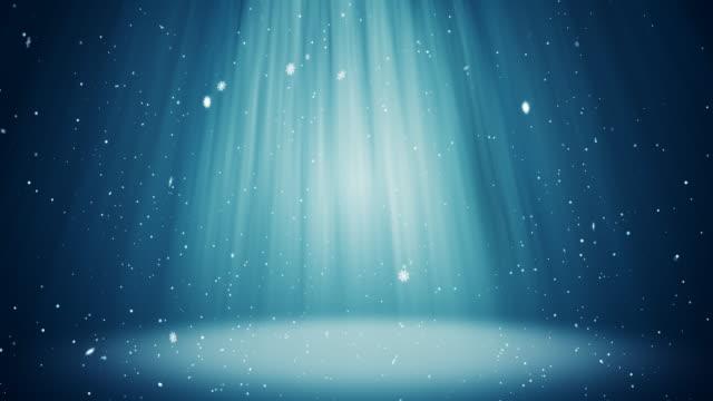 Christmas Background - 4K video
