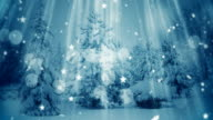 Christmas Background | Loopable video