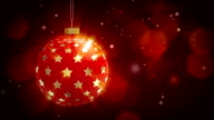 Christmas ball video