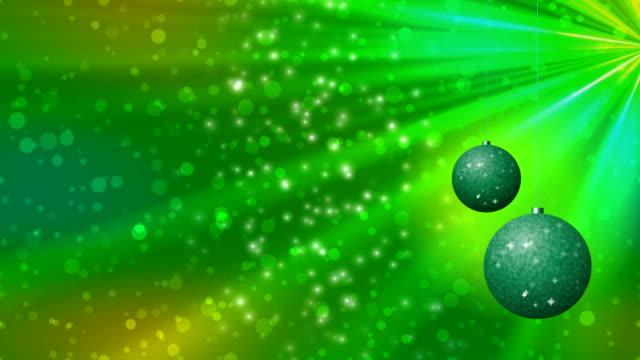 Christmas balls video