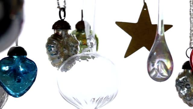 christmas baubles D    CH video