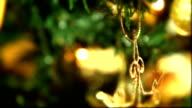 Christmas Decorations. HD video