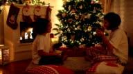 Christmas Evening video