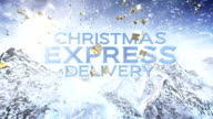 Christmas Express Delivery (day) - Loop video