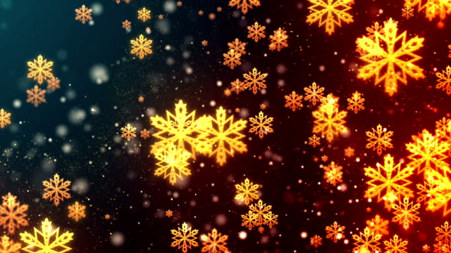 Christmas Flakes video