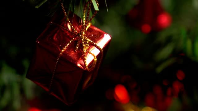 Christmas Gift Box  Decoration video