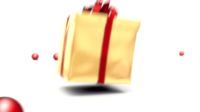Christmas Gift Explosion video