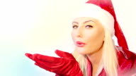 Christmas girl video