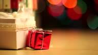 Christmas holiday gift video