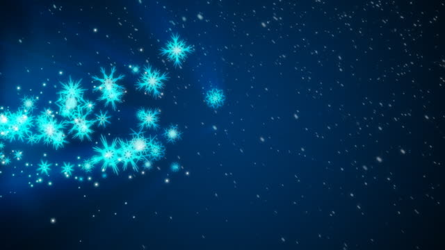 Christmas Joy | Snowflakes Long video