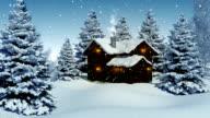 Christmas Landscape video