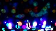 christmas lights (looping) video