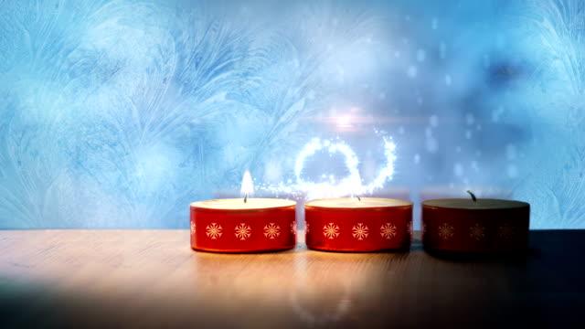 Christmas magic story video