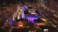 Christmas Market at Heumarkt in Cologne video