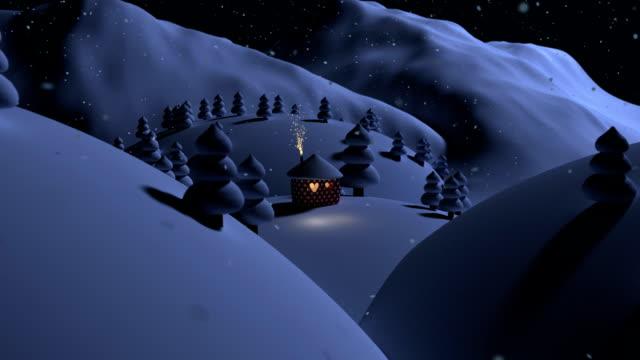 Christmas night video