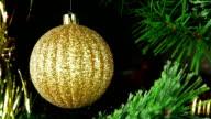 Christmas ornament 1 - HD 30P video