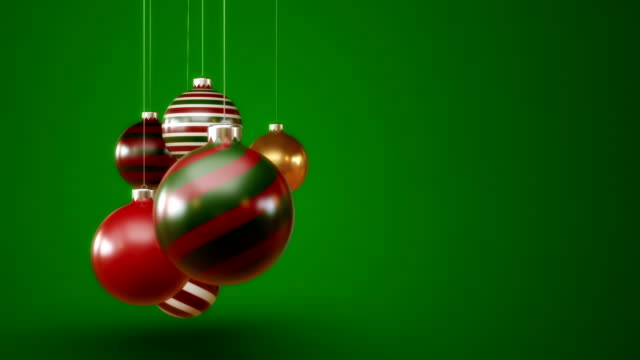Christmas Ornament | Loopable video