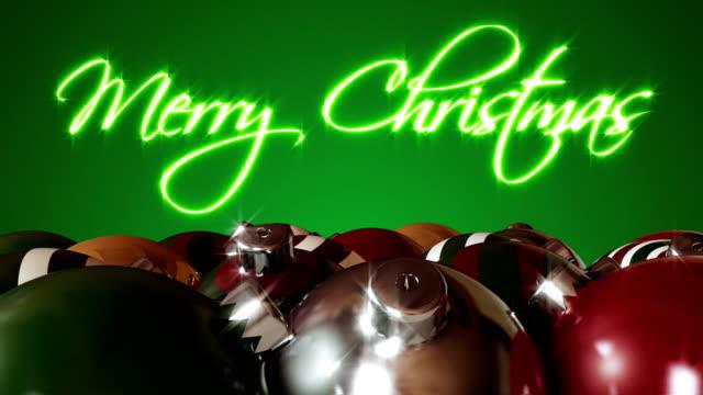 Christmas Ornaments | Merry Christmas video