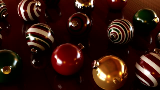 Christmas Ornaments video