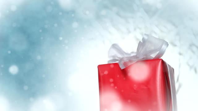 Christmas present LOOP video