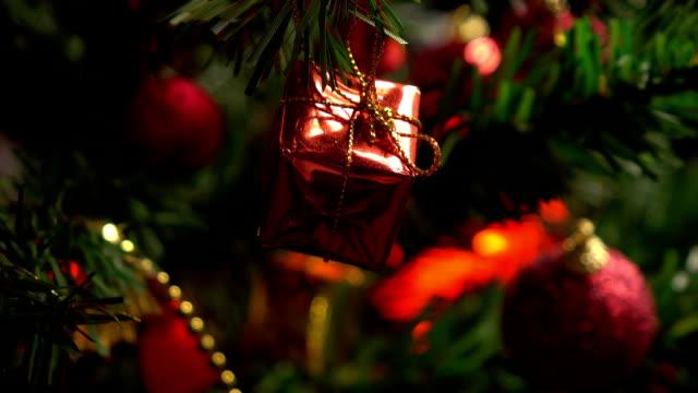 Christmas Presents On Tree video