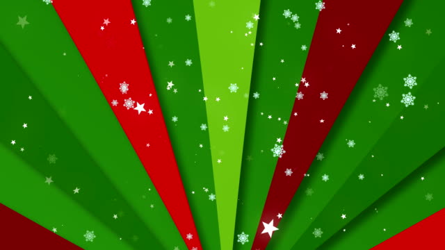 Christmas Retro Bg 1 Loopable Background video
