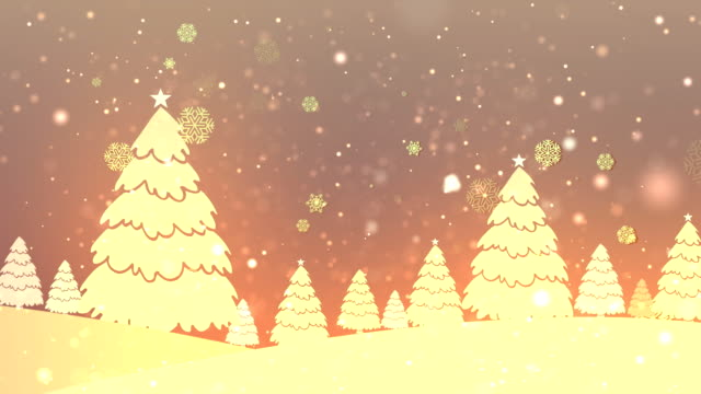 Christmas Retro Bg 1 video