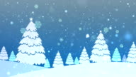 Christmas Retro Bg 1 video