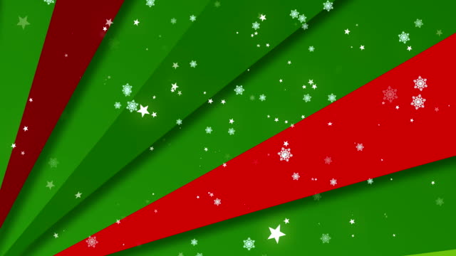 Christmas Retro Bg 2 Loopable Background video