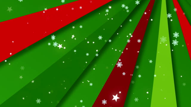 Christmas Retro Bg 3 Loopable Background video