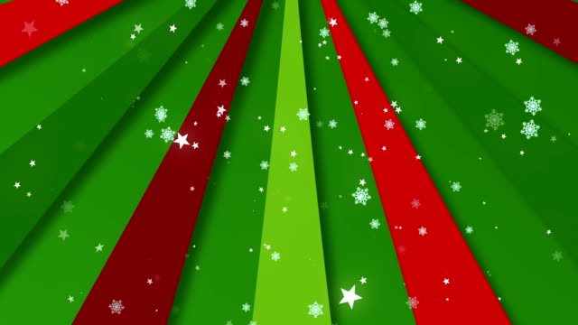 Christmas Retro Bg 4 Loopable Background video