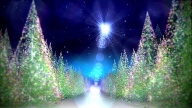 Christmas road video