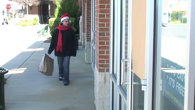 Christmas Shopping video